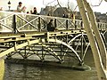 Flood in Paris january 2018 - Pont des Arts - C'est quand la décrue ?.jpg