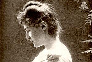 Florence Balcombe - Balcombe in November 1880