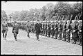"""Fo30141711140066 """"Reservebataljon Holmestrand paraderer for Quisling på Slottsplassen"""" 1942-06-14 (NTBs krigsarkiv, Riksarkivet).jpg"""