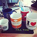 Focus sur cette collection de mugs qui ne demande qu'à croître... (7657189550).jpg