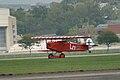 Fokker DVII Ernst Udet Hard Landing 11 Dawn Patrol NMUSAF 26Sept09 (14597963224).jpg
