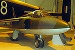 Folland Gnat, Royal Air Force Museum, Cosford. (34792777131).jpg