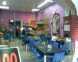 Monterrey Mexican Restaurant Asheville Highway Spartanburg Sc