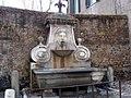 Fontana del Mascherone in via Giulia.jpg