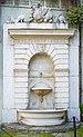 Fontana in Piazzetta Beato Giuseppe Tovini Brescia.jpg