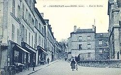 Rue de Rosny