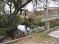 Footbridge - Harvest Slade Bottom - geograph.org.uk - 1035843.jpg