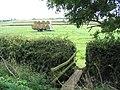 Footbridge north of Wysall - geograph.org.uk - 252918.jpg