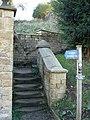 Footpath in Edensor - geograph.org.uk - 298213.jpg