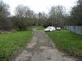 Footpath to Cheyne Walk Open Space, N21 - geograph.org.uk - 341656.jpg