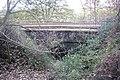 Footpath tunnel beneath railway in Chaddle Wood - geograph.org.uk - 621607.jpg