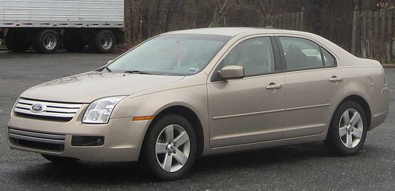 Ford Fusion Americas Wikiwand