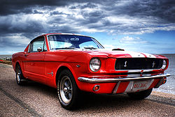 Ford Mustang fastback del 1964½