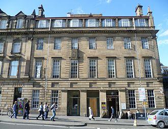 Royal College of Surgeons of Edinburgh - Former Edinburgh Dental School building, Chambers Street
