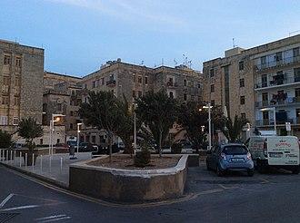Manderaggio - Image: Former Manderaggio Valletta