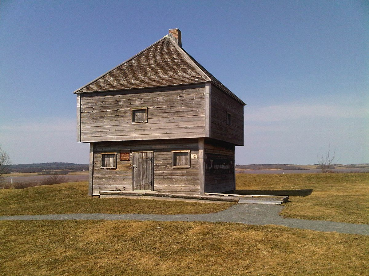 blockhouse wikipedia
