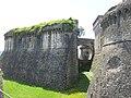 Fortezza di Sarzanello - entrance from the rear.jpg