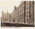 Fotografi av House of Parlament, London, England - Hallwylska museet - 105865.tif