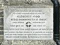 Foundation Stone of St Mark's Church, Purley.jpg