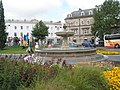 Fountain near Barnstaple Museum - geograph.org.uk - 938931.jpg