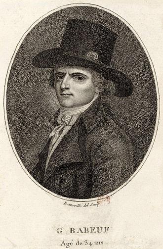 "François-Noël Babeuf - François-Noël ""Gracchus"" Babeuf"