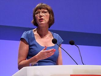 Frances O'Grady - Image: Frances O'Grady at TUC Congress 2013