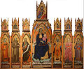 Francesco d'Antonio da Ancona - Madonna and Child. Christ and Saints - Google Art Project.jpg