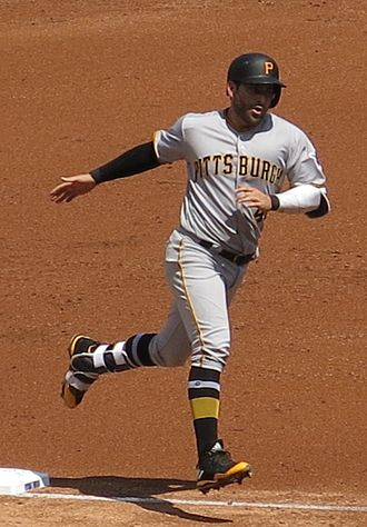 Francisco Cervelli - Cervelli with the Pirates in 2017