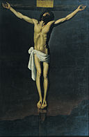 Francisco de Zurbarán - Christ Crucified - Google Art Project.jpg