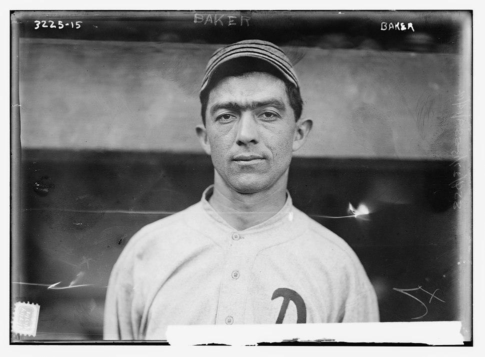 """Frank """"Home Run"""" Baker, Philadelphia AL (baseball) LCCN2014697479"""