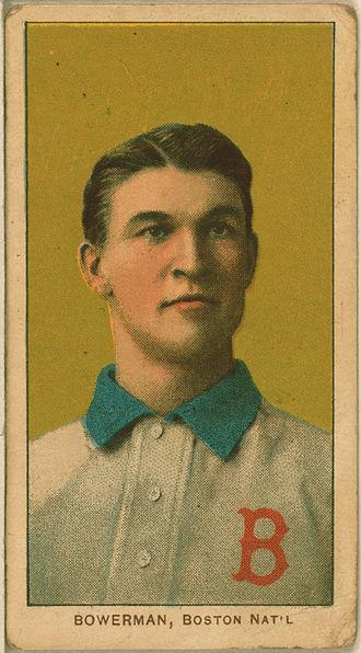 Frank Bowerman - Frank Bowerman baseball card
