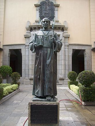 University of the Andes (Venezuela) - Fray Juan Ramos de Lora, Founder of University of the Andes.