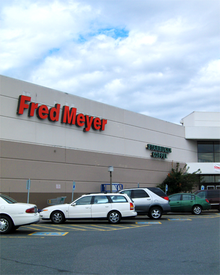 Fred Meyer Natural Foods Section