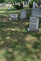 Frederic DeFrouville grave - Glenwood Cemetery - 2014-09-14.jpg