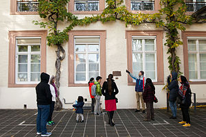 Walking tour - A walking tour in Baden-Baden