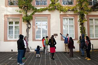 Walking tour - A walking tour in Baden-Baden