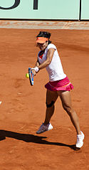 French Open 2011 Li Na.jpg