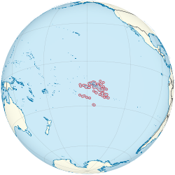 French Polynesia on the globe (French Polynesia centered).svg
