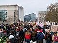 FridaysForFuture Demonstration 25-01-2019 Berlin at the Kanzleramt 04.jpg