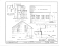 Friends' Meetinghouse of Jerusalem, Wantagh Avenue, Wantagh, Nassau County, NY HABS NY,30-WANT,2- (sheet 4 of 4).png