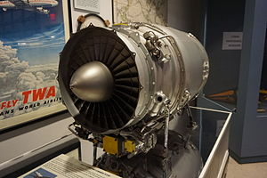 Pratt & Whitney Canada JT15D - A JT15D at the Frontiers of Flight Museum
