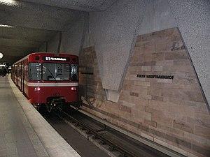 Metro Tannenbaum.Fürth Travel Guide At Wikivoyage