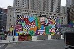 Fulton St Greenwich St td (2018-12-13) 09 - Flabbergast (2 WTC).jpg