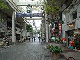 Furumachi (Niigata) - Furumachi-dori Shopping Mall, Niigata City