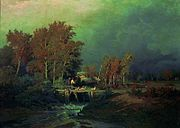 Fyodor Vasilyev Before the rain 10990.jpg