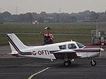 G-OFTI Piper Cherokee PA28A (30721323065).jpg