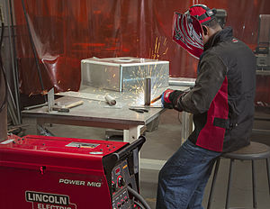 Gas Metal Arc Welding Wikipedia