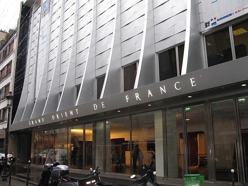 File:GODF rue Cadet Paris.JPG