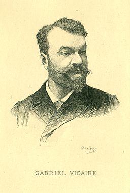 Gabriel Vicaire
