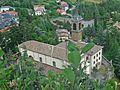 Gaggio Montano - view of the main church.jpg